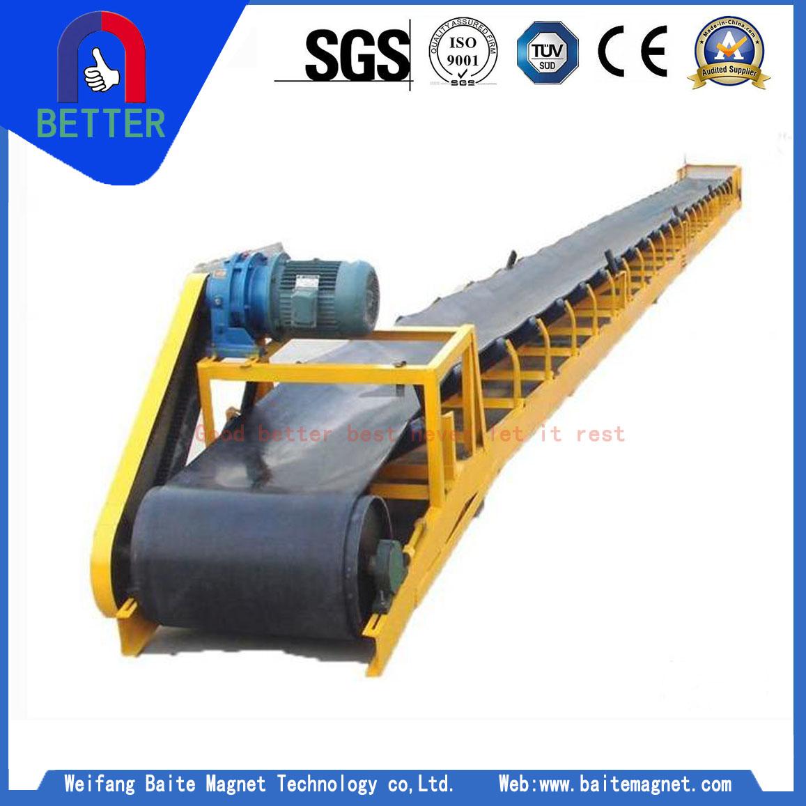 TD75 Belt Conveyor Manufacturers In Vietnam - Baite Magnet Technology