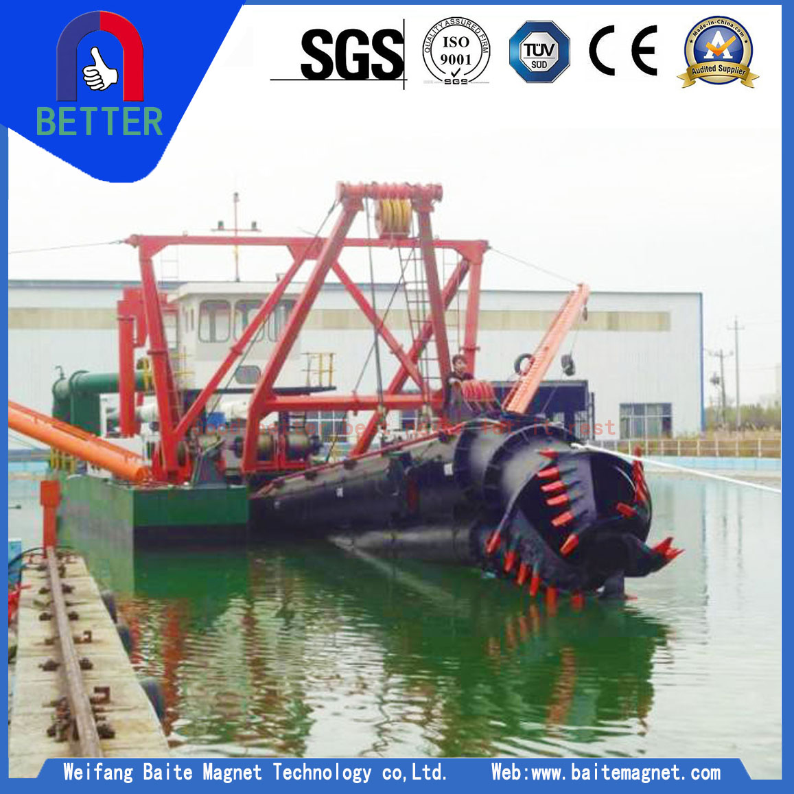Dredger, China wholesale Dredger manufacturers & suppliers