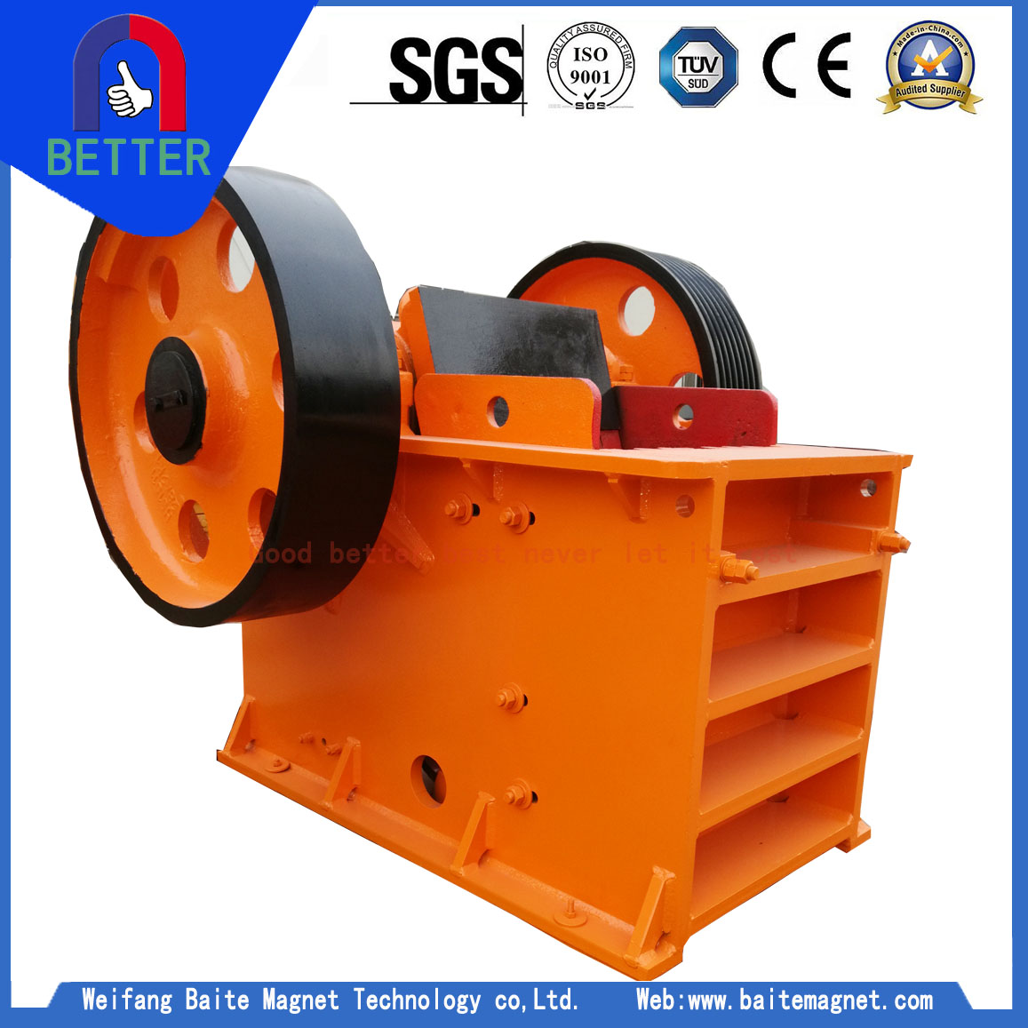 PE Series Jaw Crusher Manufacturers For America