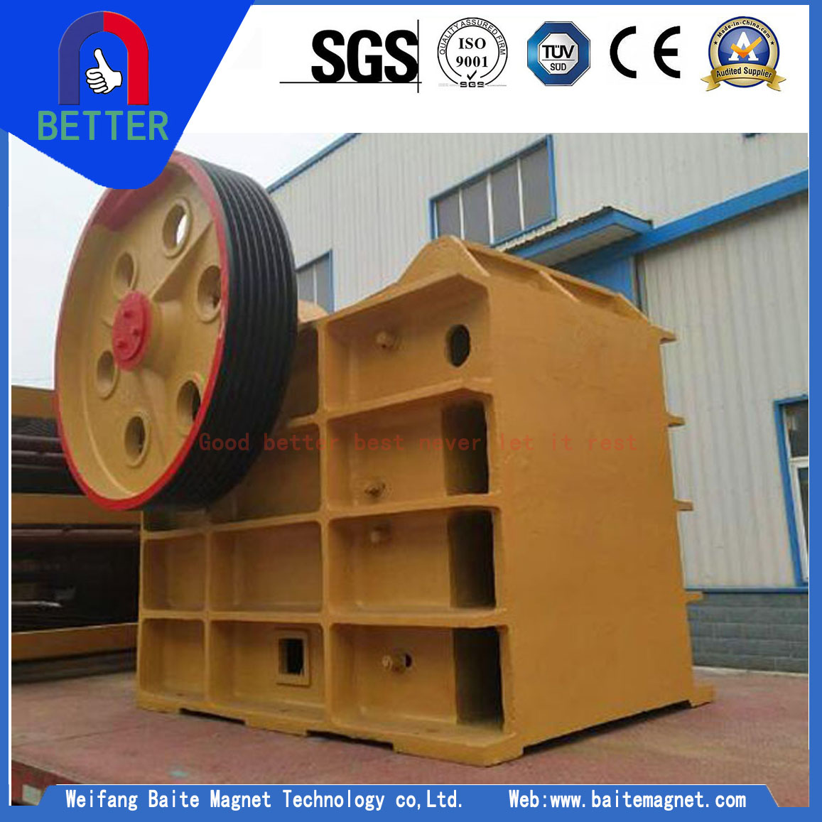 jaw crusher plant One of the most popular stone-crushing equipments in the world, jaw crusher is  ideally suitable for primary and secondary crushing we supply jaw stone.